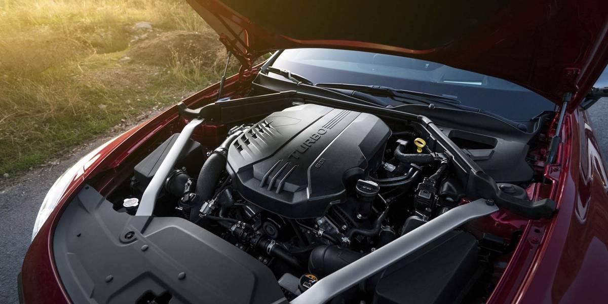El V6 Twin-Turbo 3.3 litros de KIA es uno de los motores del año