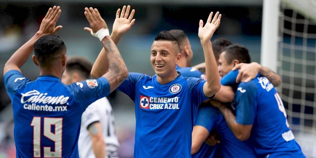 Cruz Azul consigue su primer triunfo del AP19 al vencer a Bravos