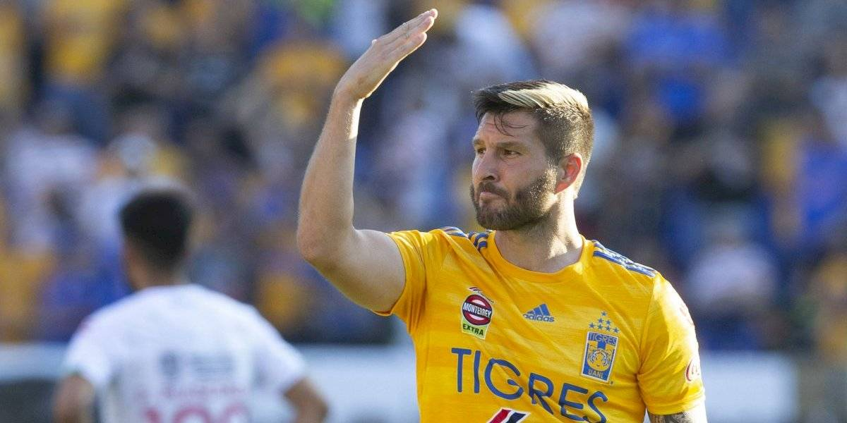 Con hat-trick de Gignac, Tigres derrota al Necaxa