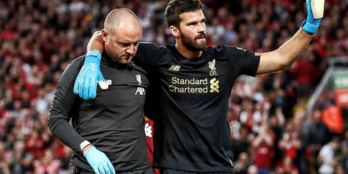 Liverpool con una baja importante para la disputa de la Supercopa de Europa