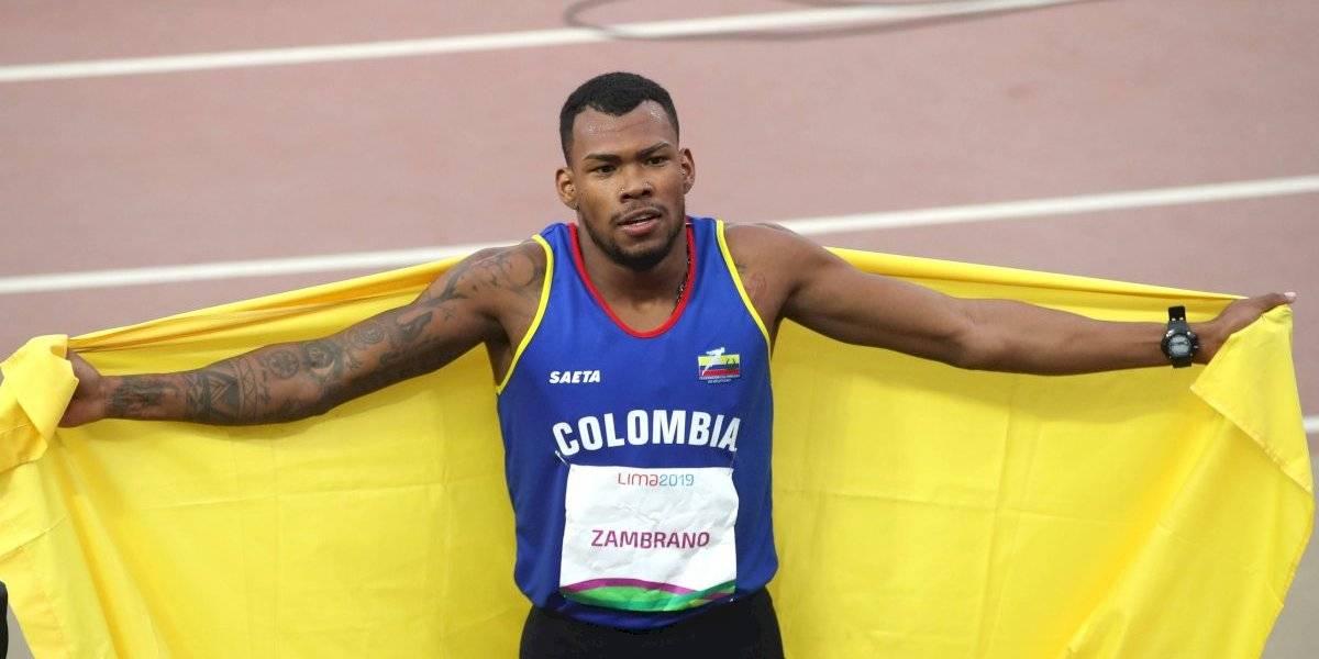 Nuevo oro para Colombia en atletismo y superó en la tabla a Argentina