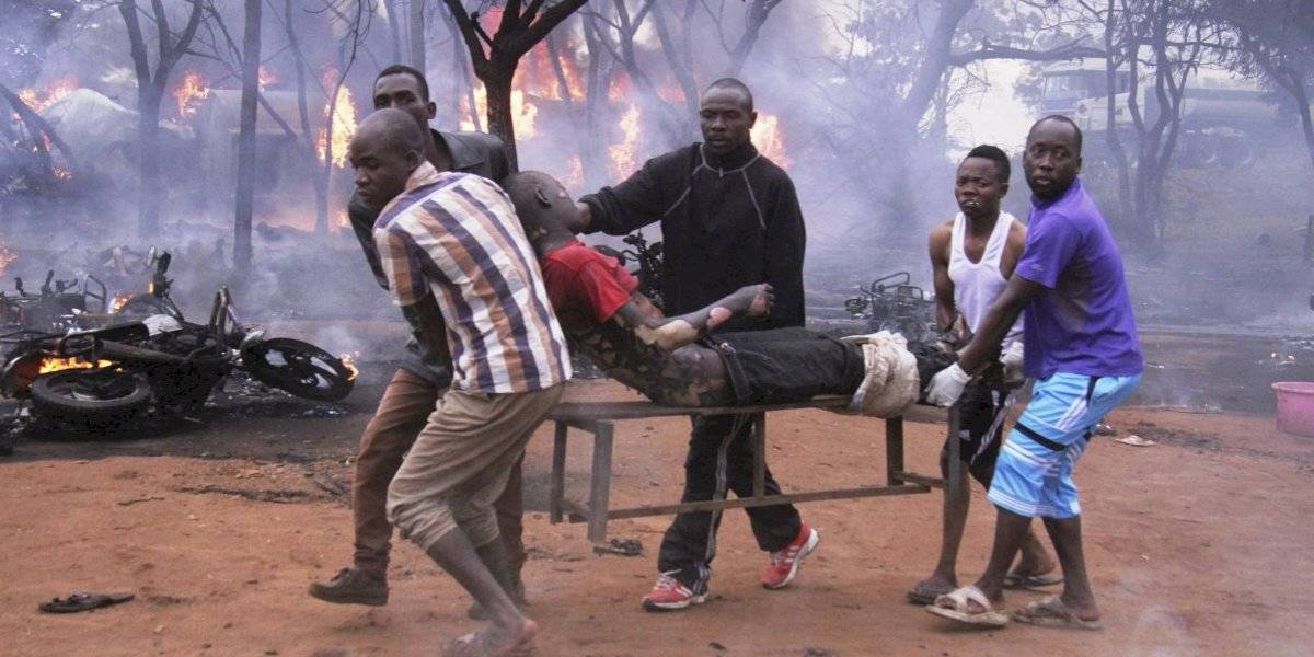 Tragedia en Tanzania: 62 muertos por explosión de camión cargado con combustible