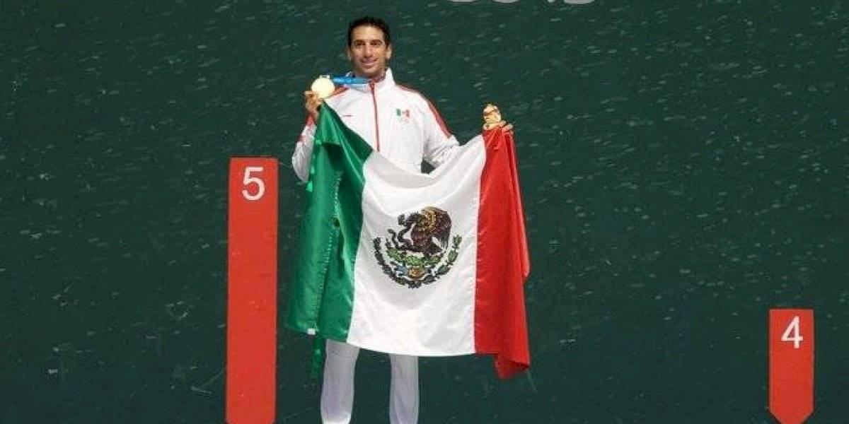 Arturo Rodríguez conquista el oro en pelota de goma y México ya suma 35 oros en Lima 2019