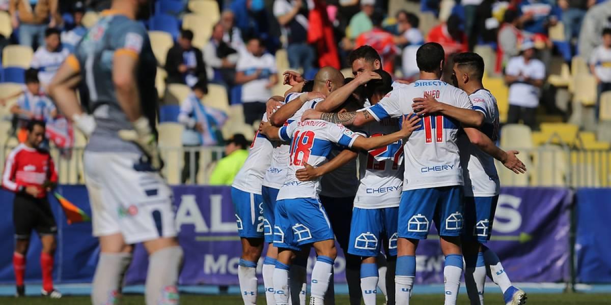 La UC buscará agrandar su distancia en la cima del Campeonato Nacional a costa de Coquimbo