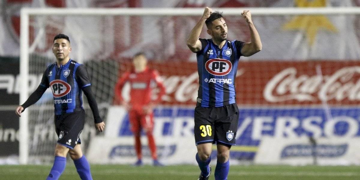 Huachipato volvió al triunfo ante Audax Italiano y se acerca a la Copa Sudamericana