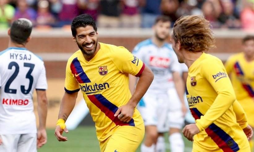 El Barcelona no puede con Slavia Praga — EN VIVO