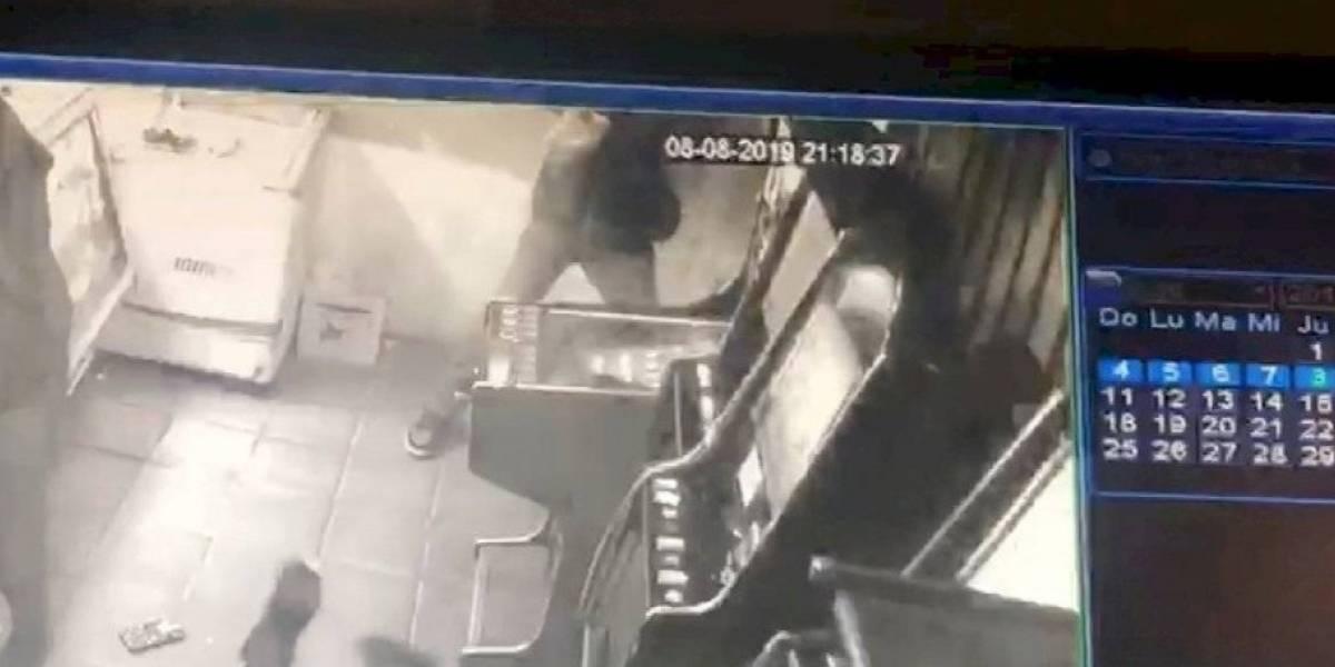 Masacre en local de Puente Alto: joven asesinado vendía volantines para ayudar a su familia