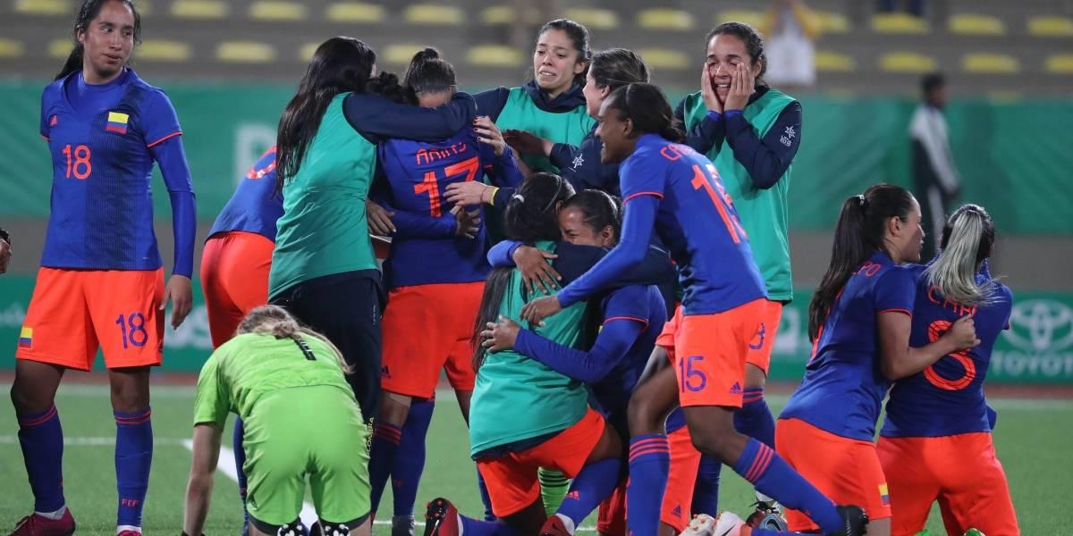 Selección Femenina se queda con el oro en los Juegos Panamericanos de Lima 2019
