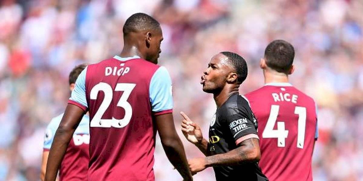 Manchester City golea al West Ham, con todo y Chicharito en el campo