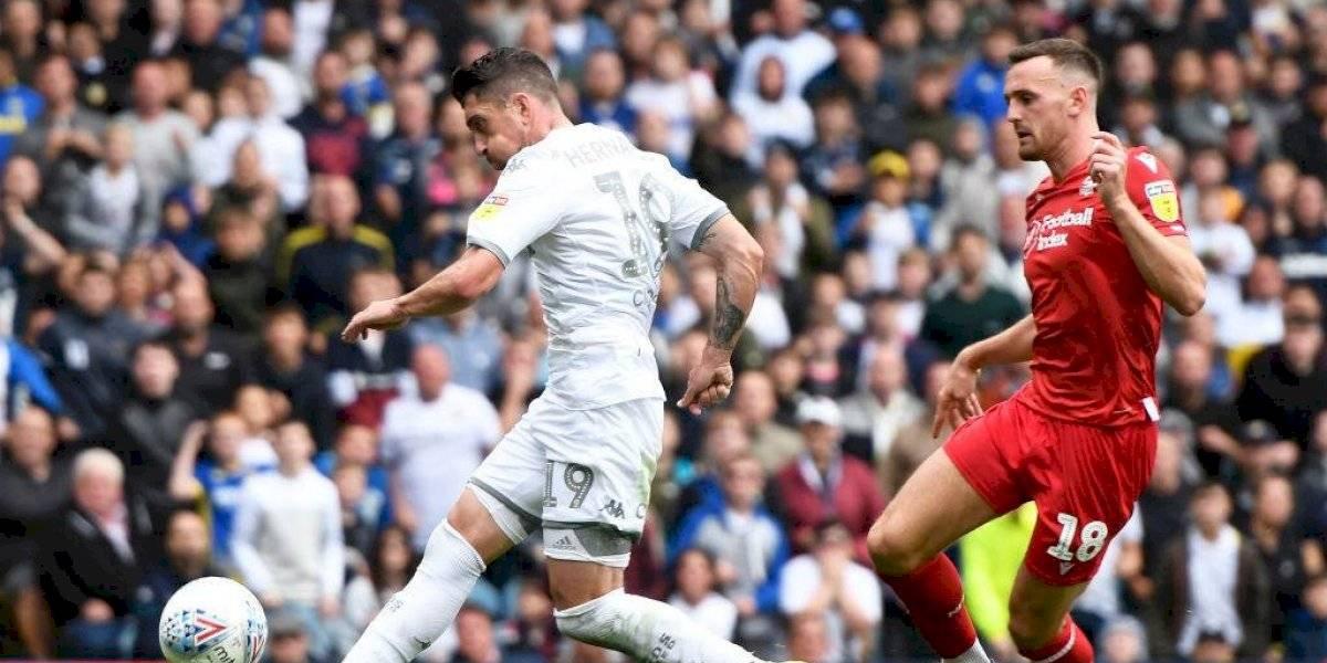 Leeds United de Marcelo Bielsa apenas empató y cedió el liderato de la Championship de Inglaterra