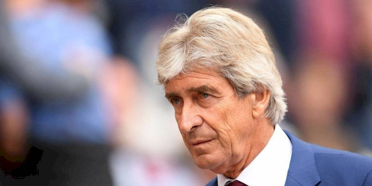 """Pellegrini y la goleada que sufrió West Ham: """"El marcador no refleja la diferencia entre los dos equipos"""""""