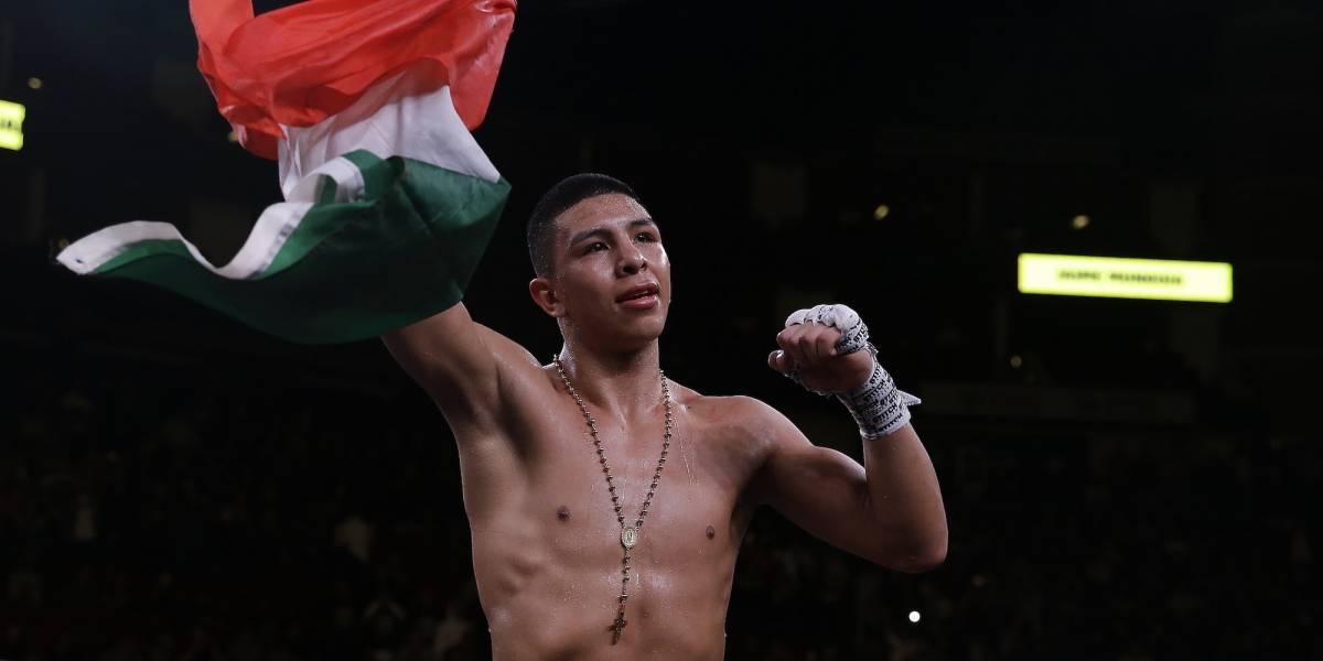 El boxeador que tomará el lugar del 'Canelo' para celebrar 'el grito' en EU