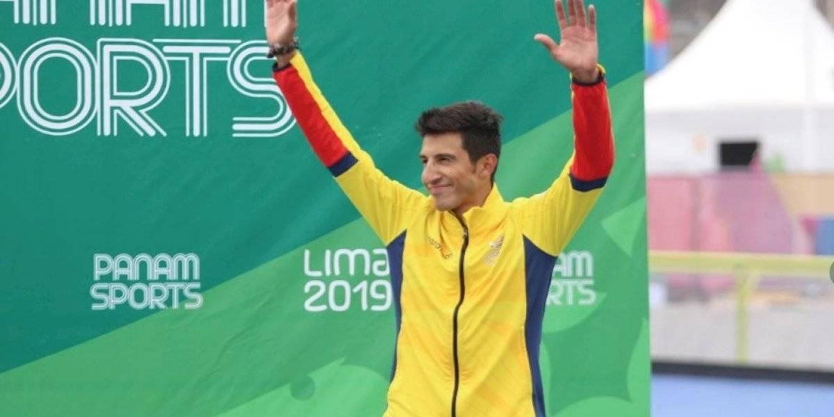 Juegos Panamericanos 2019: Jorge Bolaños logró bronce en patinaje