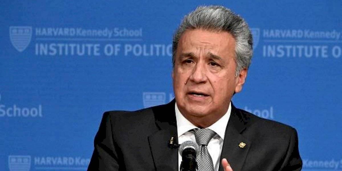 Medio internacional recuerda las frases más polémicas de Lenín Moreno