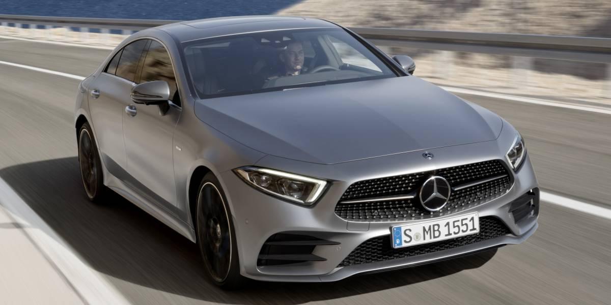 ¿Cómo entender los nombres de Mercedes-Benz?