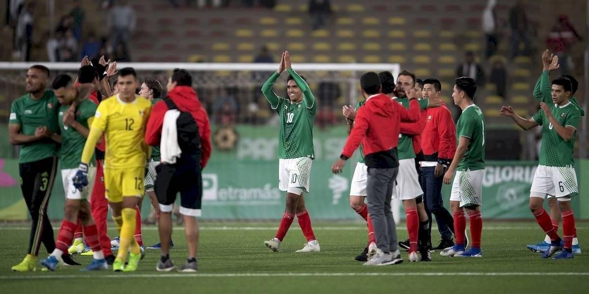 México Sub 22 se quedó con el bronce en Lima 2019