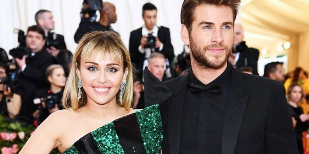 Miley Cyrus y Liam Hemsworth se divorcian