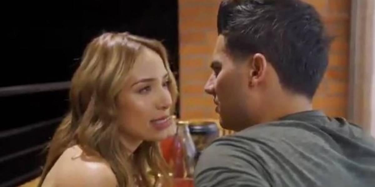 """""""Pobre Legarda"""": las reacciones al video de Luisa Fernanda W y Pipe Bueno besándose"""
