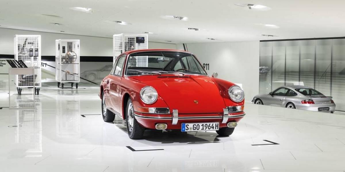 Porsche restaura en su totalidad el 911 más antiguo que posee