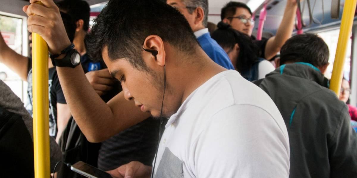 Metrobús reporta disminución de robo de celulares