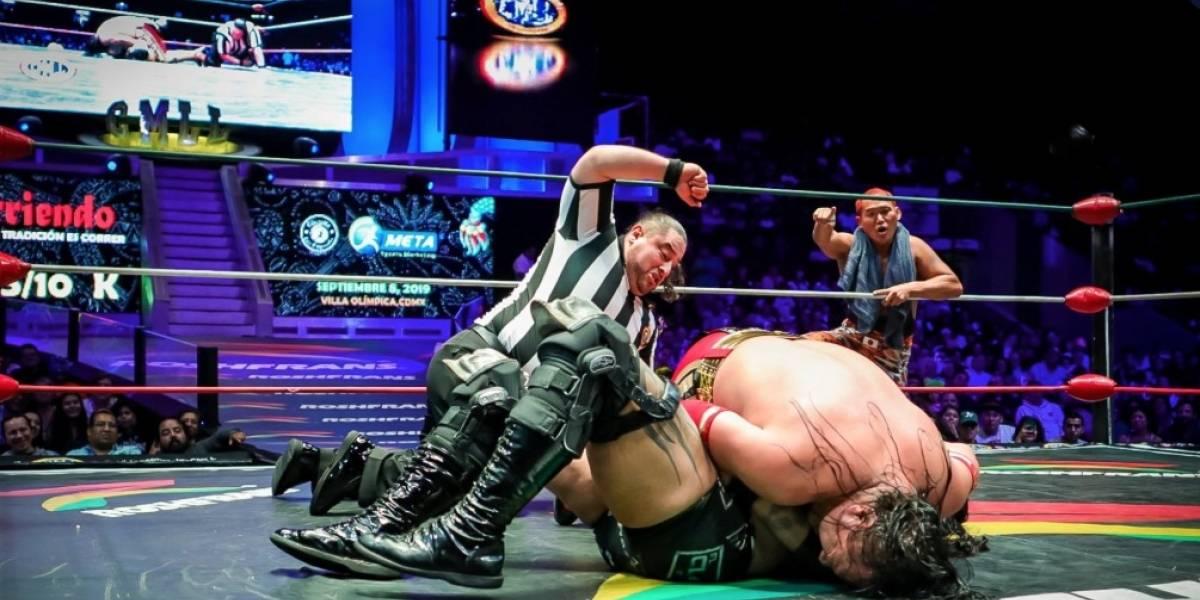 VIDEO: Último Guerrero vence a Ciber y retiene el campeonato