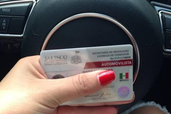 En Jalisco No Es Tan Fácil Conseguir Una Licencia