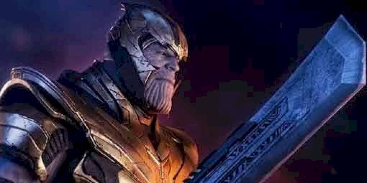 Thanos: Su arma estaría hecha de un metal más fuerte que el vibranium y el adamantium, ¿cuál es?