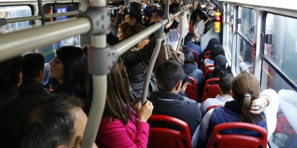 5 deseos que los usuarios del transporte público ruegan para el 2018