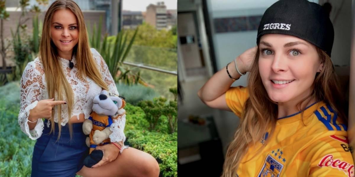 ¡Hay tiro! Virginia Ramírez defiende a Tigres de una joven argentina