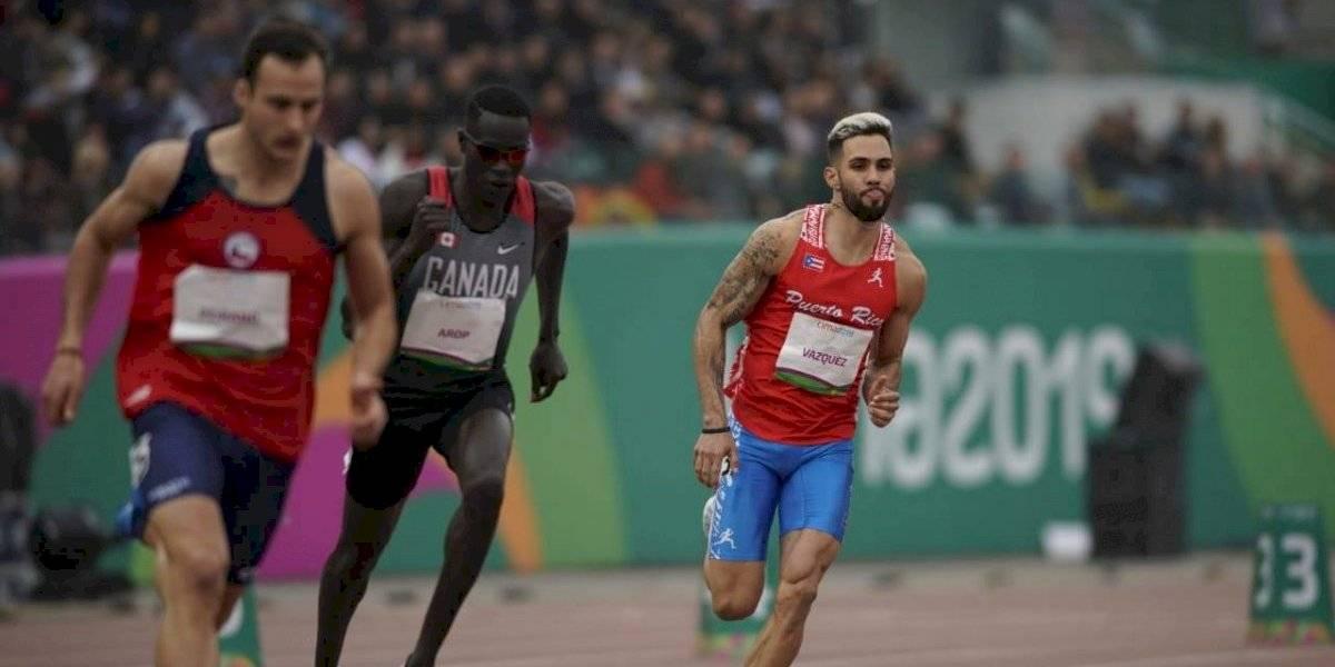 Wesley Vázquez y Ryan Sánchez ganan plata y bronce en Lima
