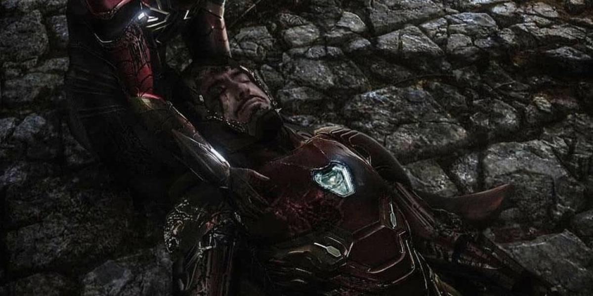 """""""Avengers: Endgame"""": las últimas palabras que Tony Stark no dijo pero que sí aparecían en el libreto original"""