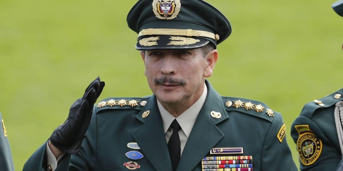 General Nicacio Martínez, salpicado por el escándalo en el Gaula
