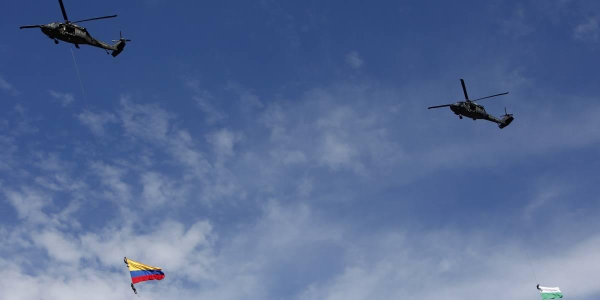 Los videos inéditos de la tragedia en la que militares cayeron de un helicóptero