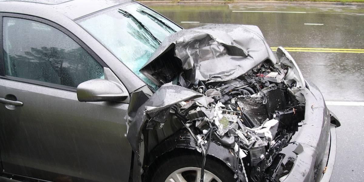 Acciones que nunca debes hacer después de tener un accidente automovilístico