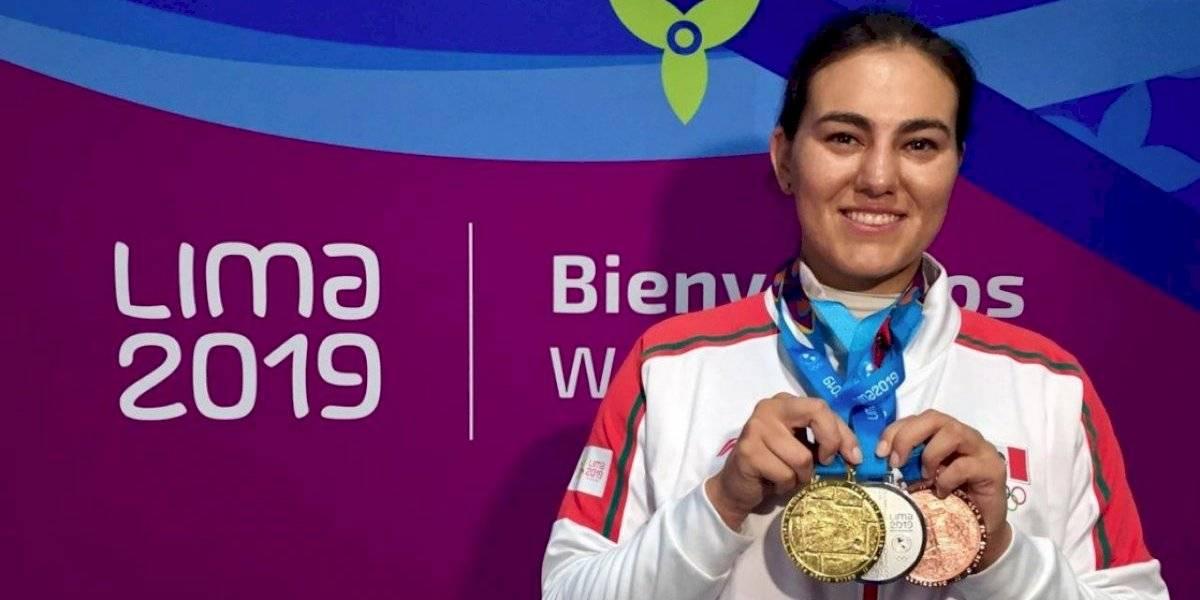 México cierra Panamericanos de Lima con récord de medallas obtenidas