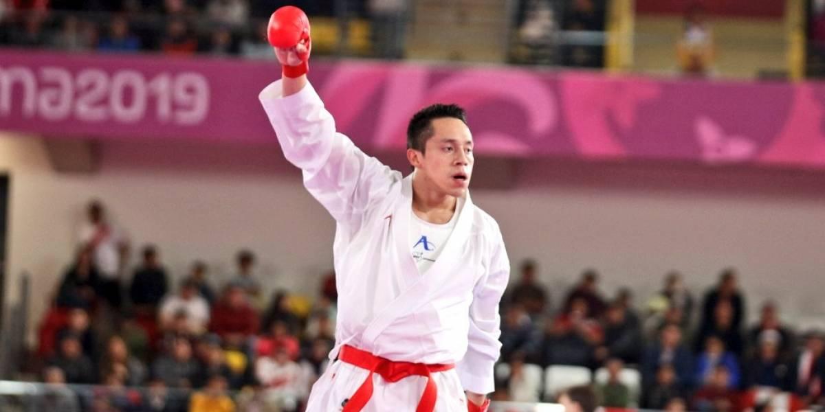 El karate-do le da una nueva medalla a Guatemala en Juegos Panamericanos