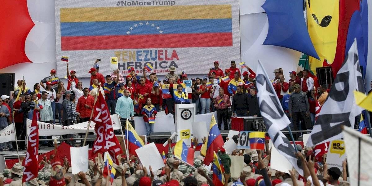 """Nicolás Maduro asegura estar """"dispuesto"""" a dialogar para resolver conflicto"""