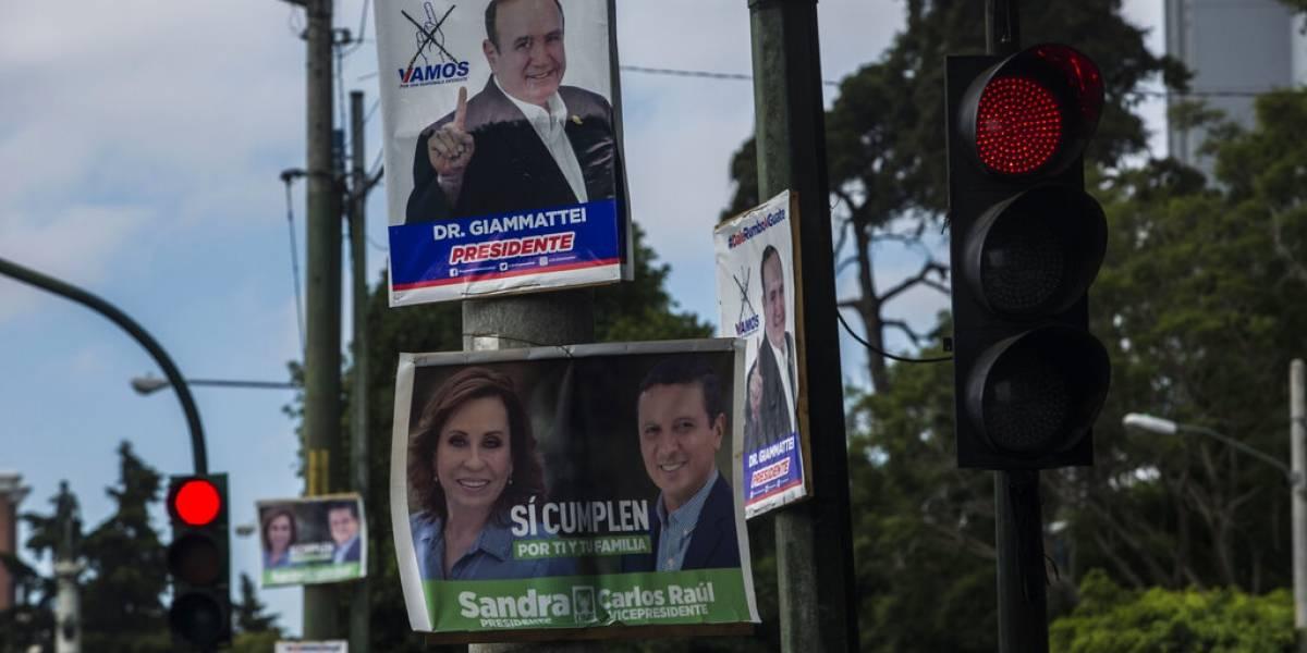 Guatemala celebra la segunda vuelta de sus presidenciales