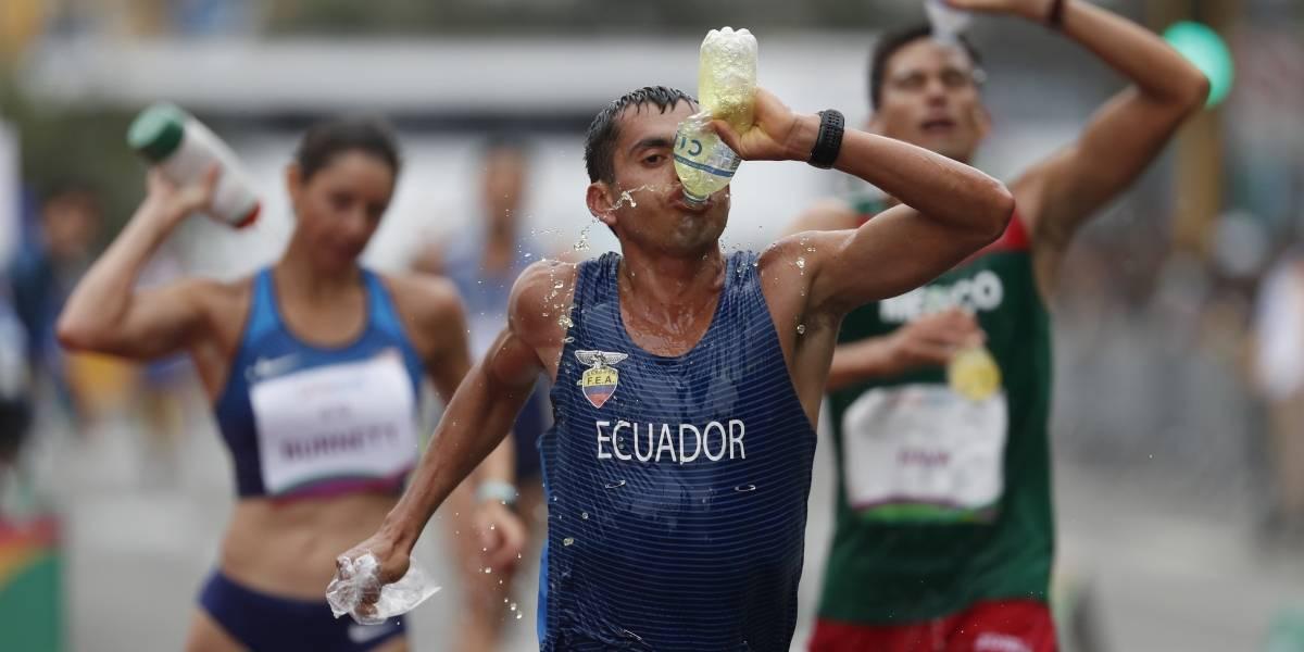 Atleta dedica oro durante los Panamericanos a padre desaparecido