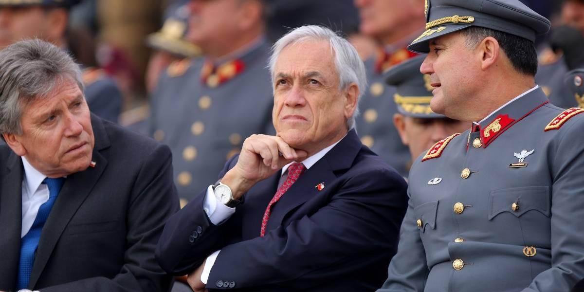 Comisión de Inteligencia cita a ministro Espina y general Martínez por interceptaciones
