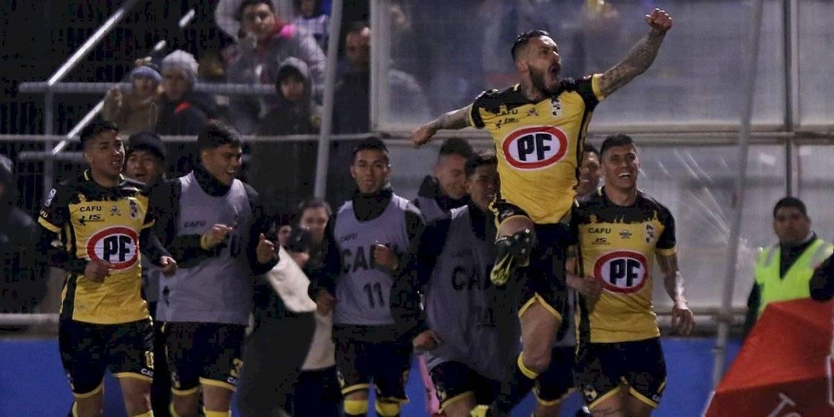 """La UC dejó escapar puntos ante Coquimbo Unido por """"culpa"""" del olfato goleador de Mauricio Pinilla"""