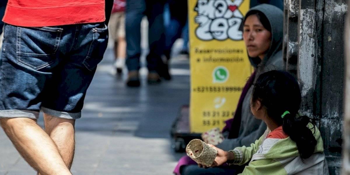 Pobreza sí se redujo en los últimos cuatro años en México: Sector privado