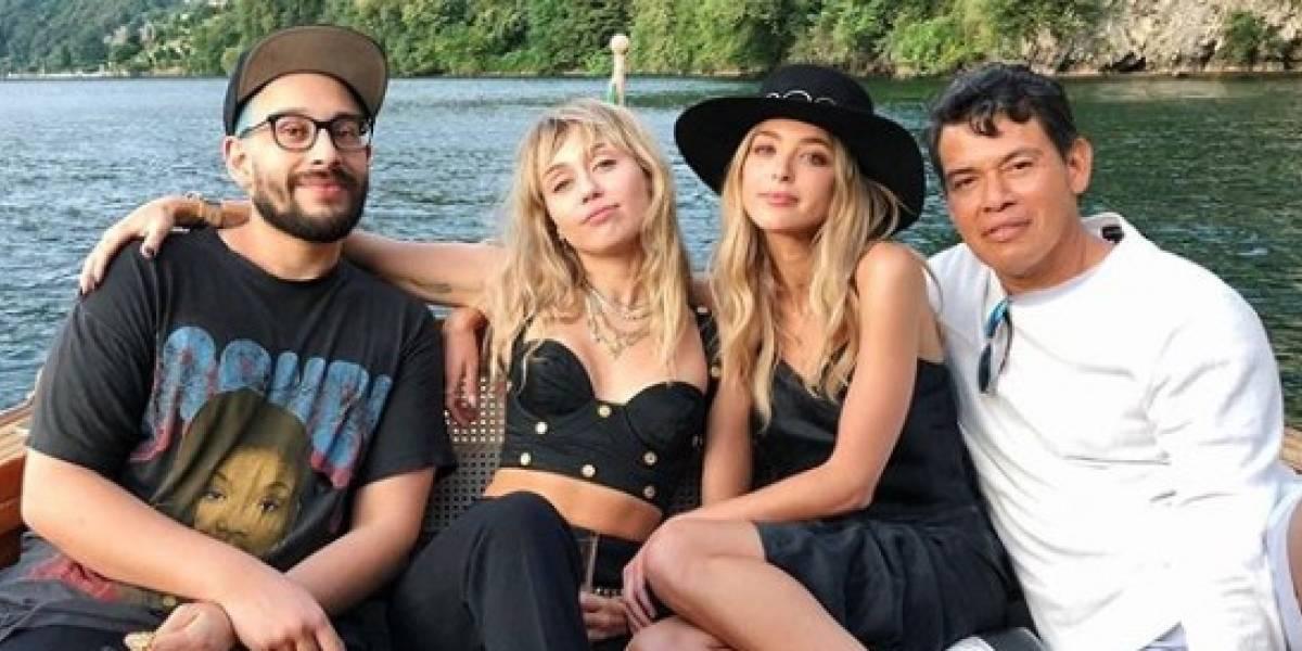 La sexy mujer, con la que engañó Miley Cyrus a su esposo Liam Hemsworth