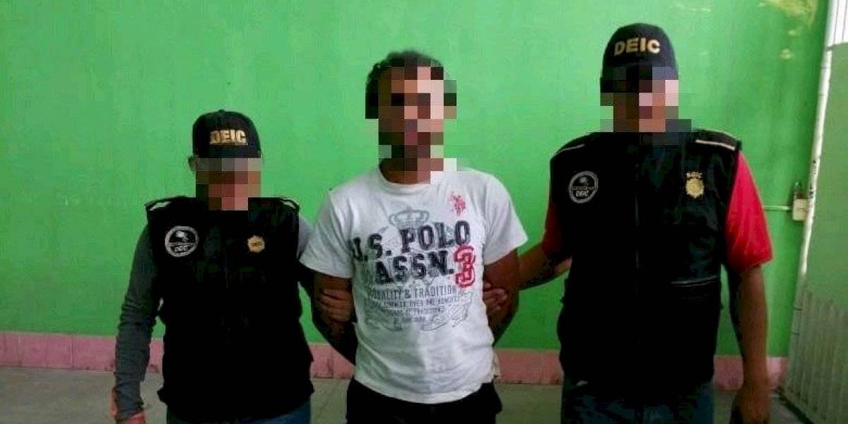 Capturan a señalado de matar a hombre a golpes en Baja Verapaz