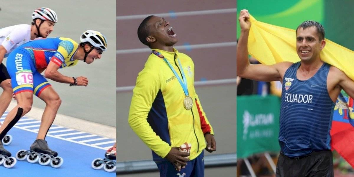 Juegos Panamericanos Lima 2019: Las 31 medallas que logró Ecuador