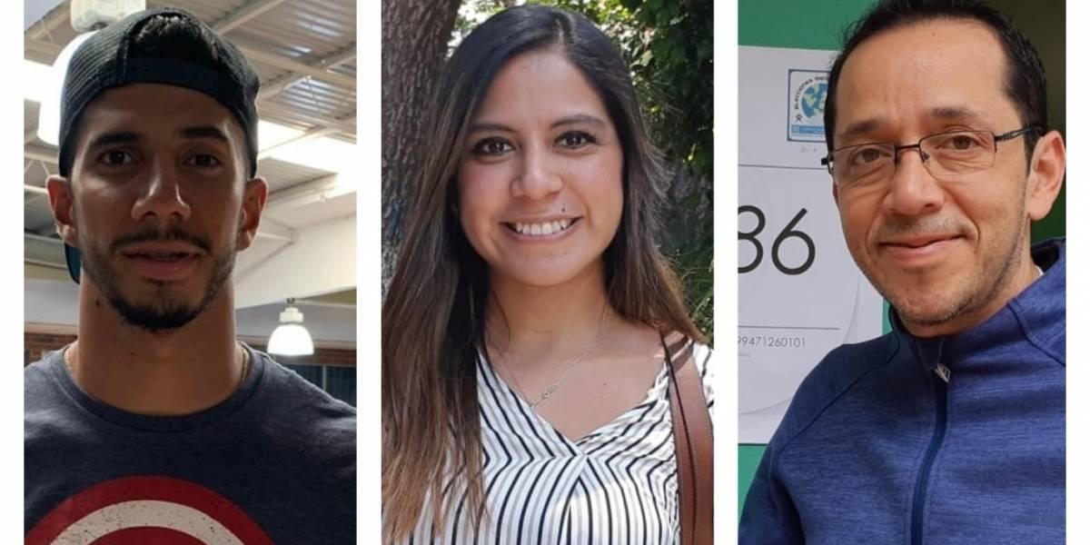 VIDEO. Nuestros deportistas son protagonistas de la jornada electoral