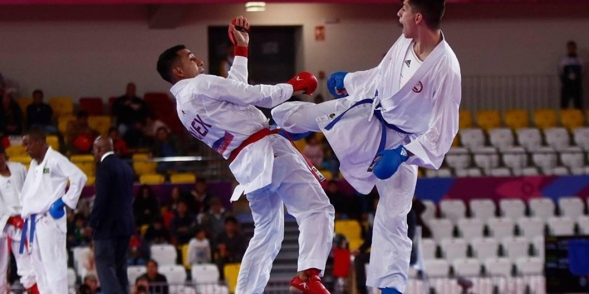 El karate le entregó el último oro al Team Chile en los Juegos Panamericanos de Lima