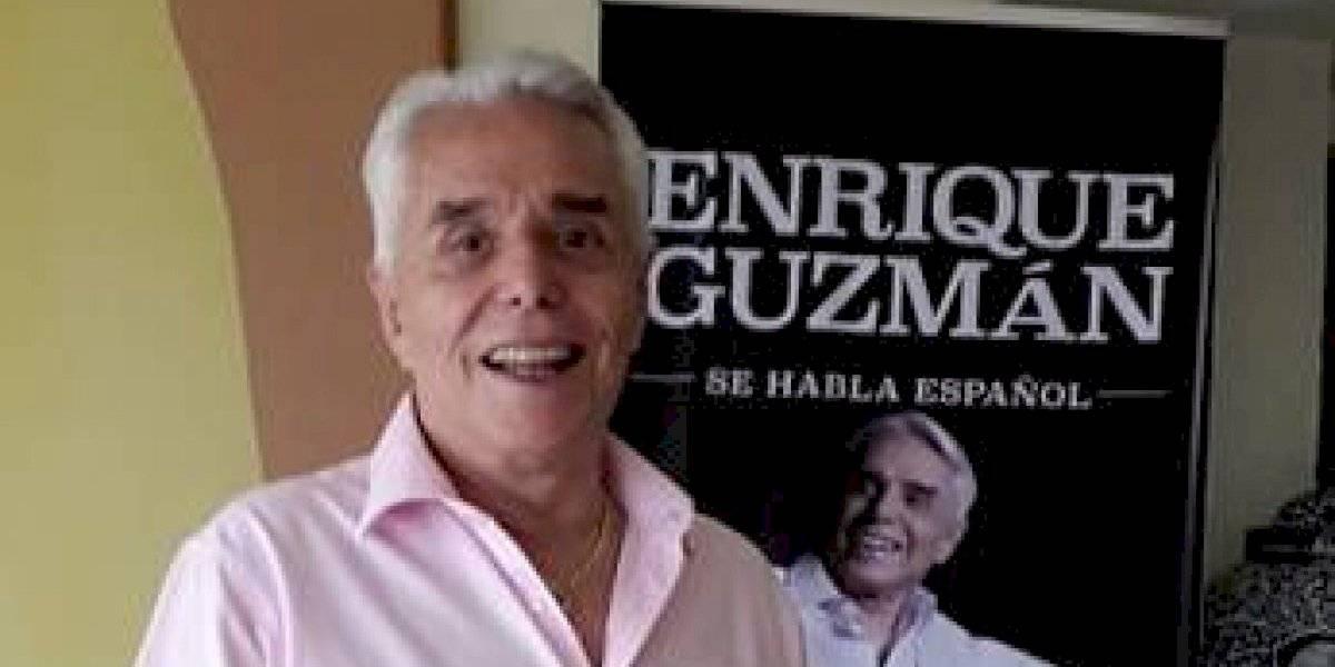 Enrique Guzmán vive sin arrepentimientos