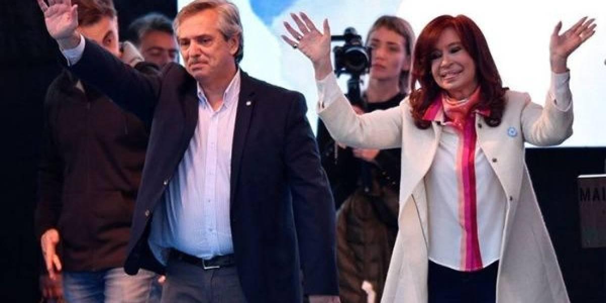 Kirshnerismo se abre paso en  Argentina con un 47% de Fernández sobre un 32% de Macri