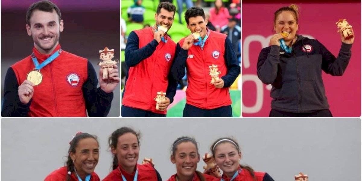 Las luces y sombras que dejó el dorado paso del Team Chile por los Juegos Panamericanos
